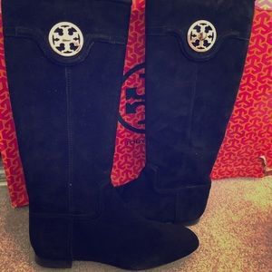 Tory Burch knee boot